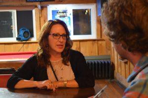 County Treasurer elect Renee Cole