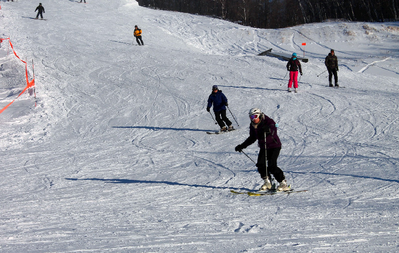 Ski Hills In Ontario >> Ski season underway, but is it here to stay? | The Impact