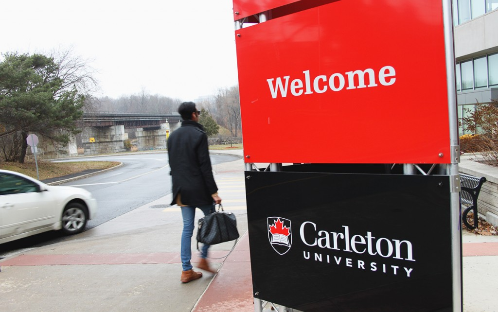 Carleton's board of governors has faced criticism for new policy that prevents board members from discussing public meetings. THE JUNCTION/Olivia Bowden