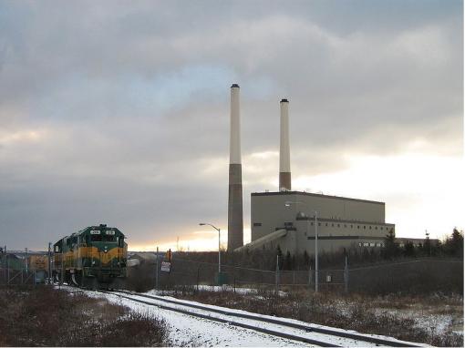 Saying goodbye to coal