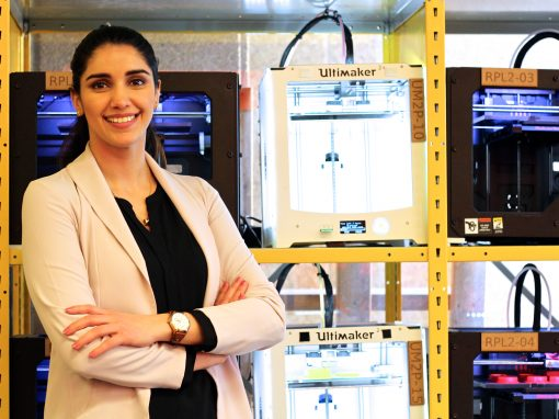 Midia Shikh Hassan: Printing affordable prosthetics to empower refugees