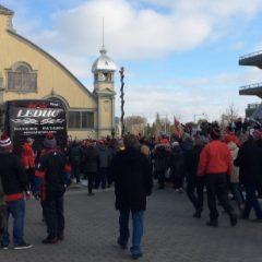 Ottawa Redblacks bring home the Grey Cup