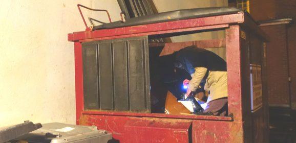 From Dumpster to Dinner: Dumpster Diving in Ottawa