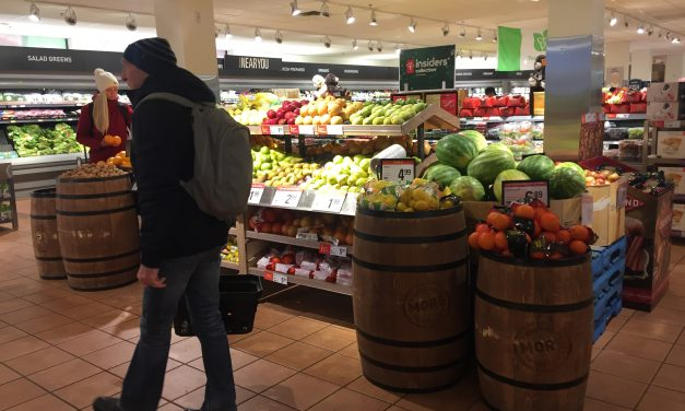 Food prices rising: making healthy eating harder