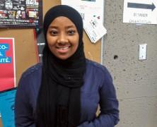 Students upset by Ebola visa ban