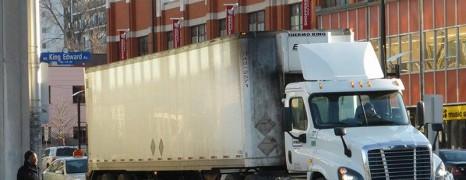 Downtown dangerous goods route raises toxic concerns