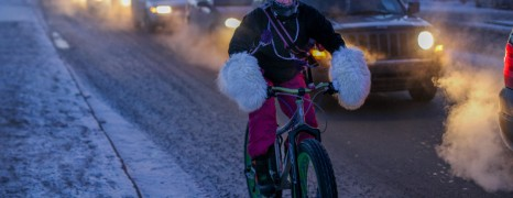Putting a new spin on fat-bike fun