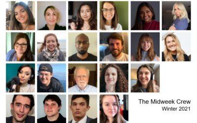 Midweek Podcasts April 7, 2021 — Season Finale!