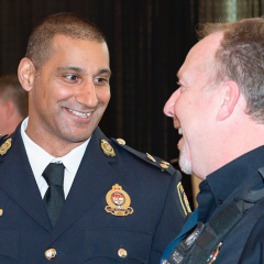 Mending burnt bridges: diversity and police service in Ottawa