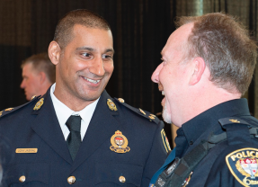 Mending burnt bridges: diversity and police service in Ottawa