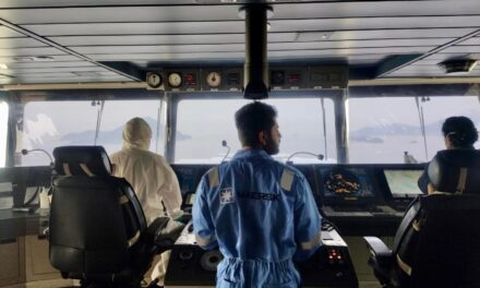 COVID-19 Odyssey: A sailor's journey home