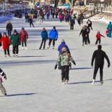 Warm temperatures threaten Rideau skateway's future