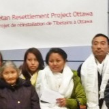 First taste of winter for Tibetans starting a new life in Ottawa