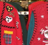 The uglier the better: Christmas sweater season is upon us