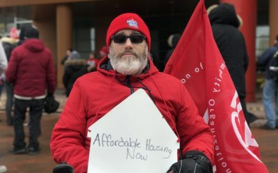 Calls for action on National Housing Day